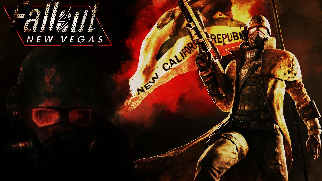 New Vegas Wallpaper Fallout New Vegas Art