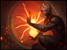 Spiderguy by bopchara