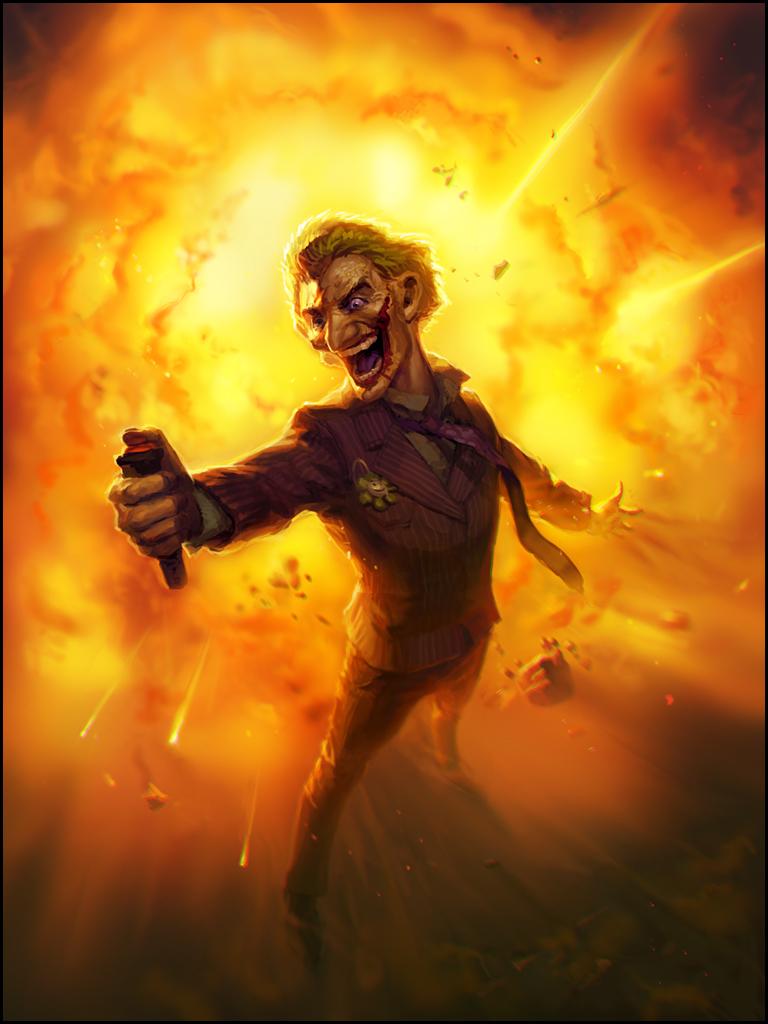 Joker by bopchara