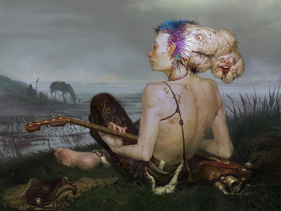 Musician by bopchara