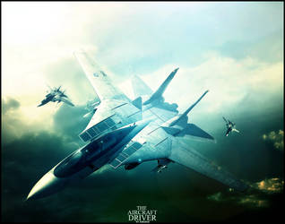 The Aircraft Driver by Aeklipse