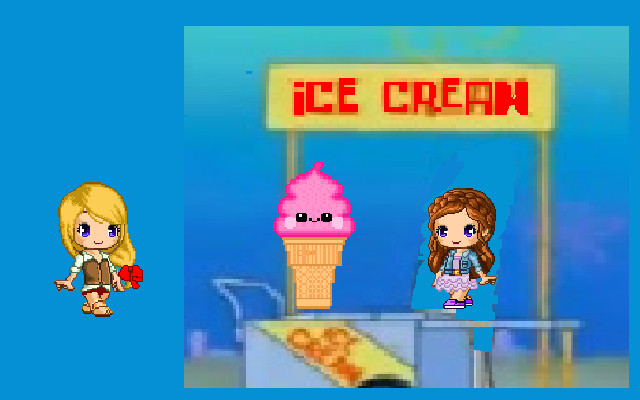 Ice Cream Stand Owo by fantagerocks2013