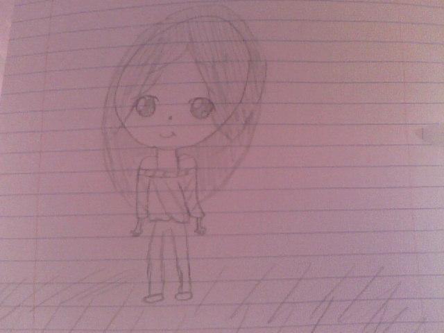 Pencil Drawing by fantagerocks2013