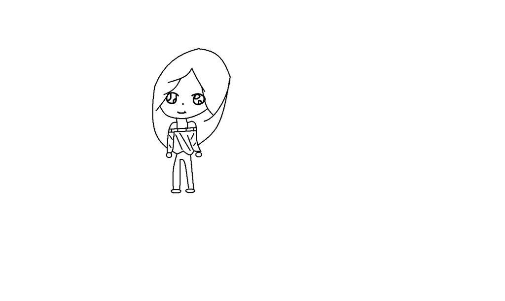 Drawing line art by fantagerocks2013