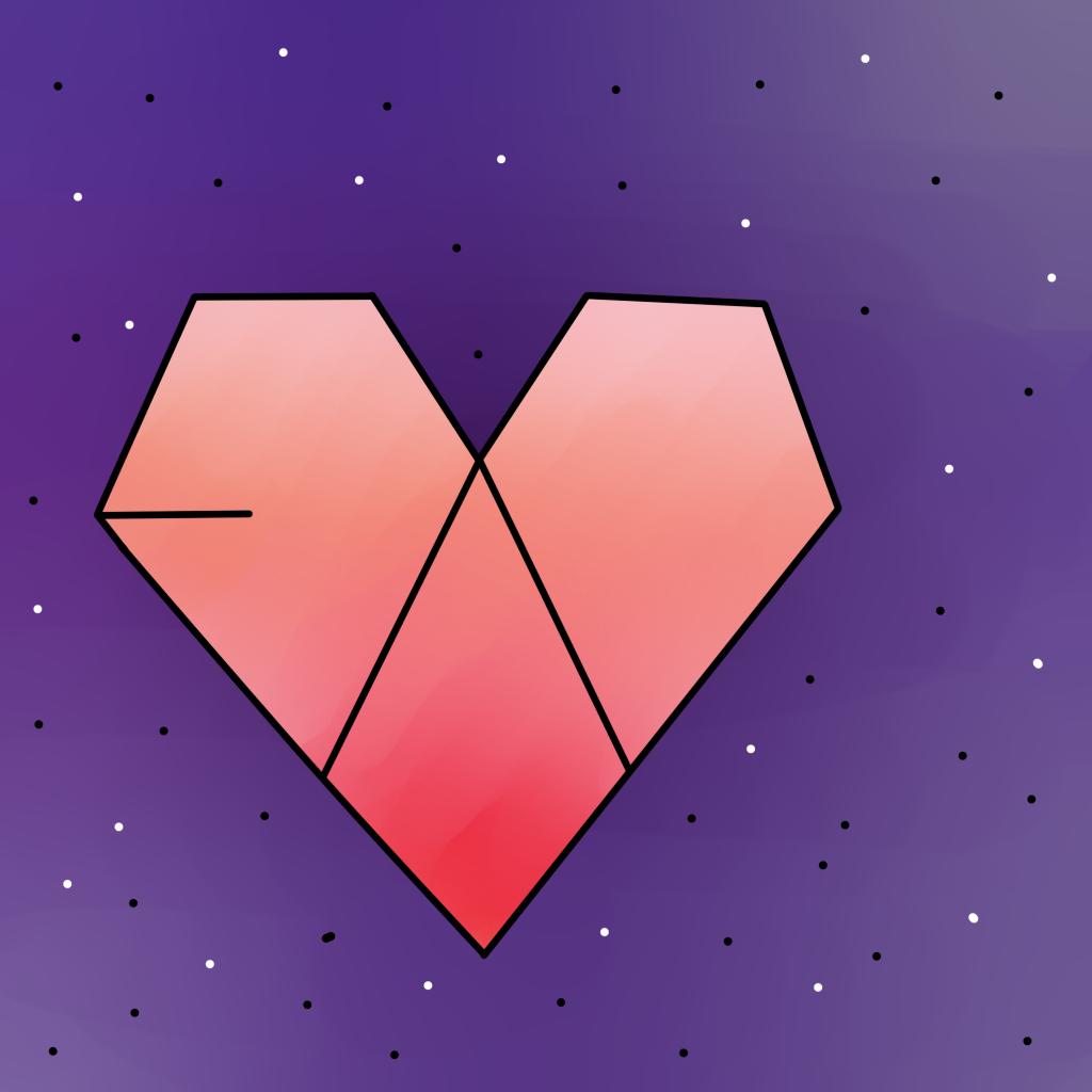 EXO-Heart by fantagerocks2013