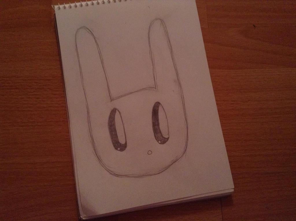 Bunny -Toki- by fantagerocks2013