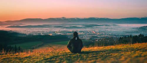Sunset by iammarcin