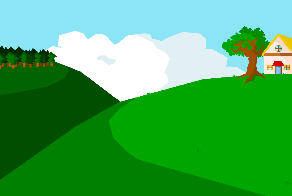 Landscapes Cliparts - Cliparts Zone