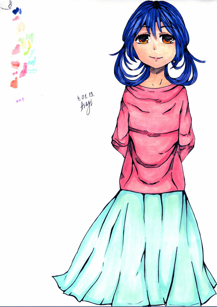 Mayumi by Iviko