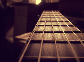 Guitar .. long way by Nster77