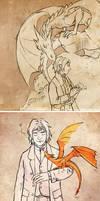 the hobbit sktchz
