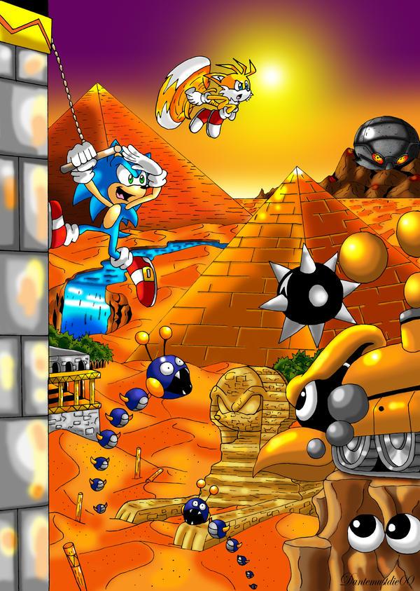 Sandopolis Zone Is It Really That Bad Sonic Amp Sega