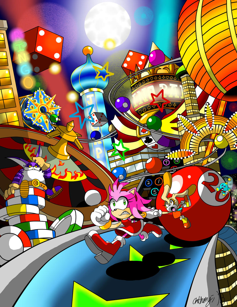 Casino park sonic muckleshoot casino video poker