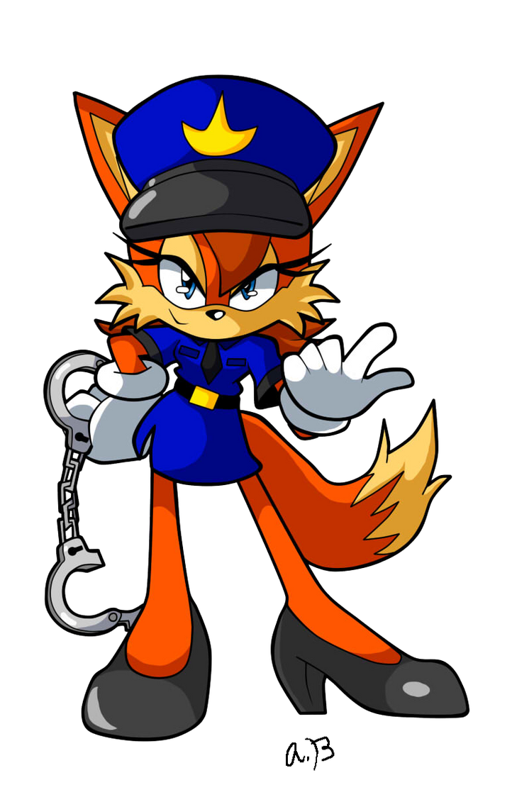 Officer Fiona by NextGrandcross