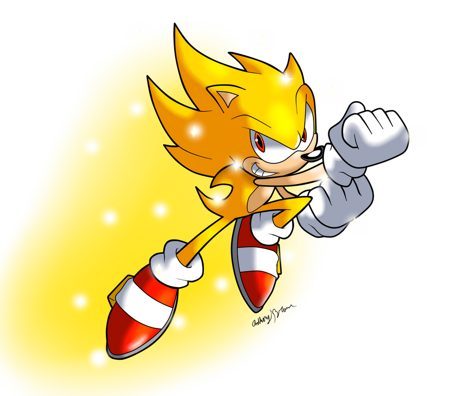 how to become super sonic