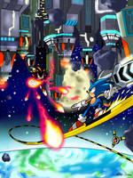 Final Rush by NextGrandcross