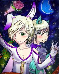 Starlight Wedding
