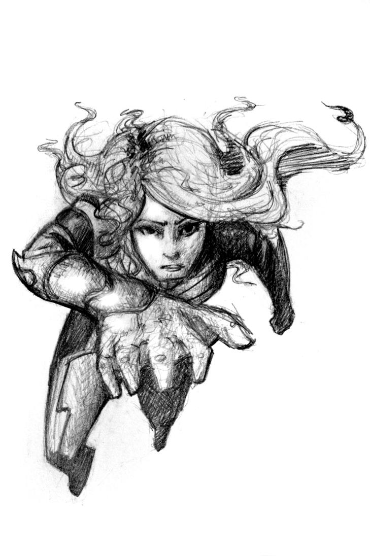 Vandalism - Page 32 Aquagirl_sketch_by_ma6-d4csxaf
