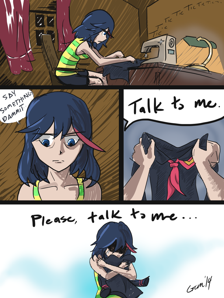 Talk to Me by ma6