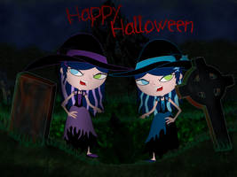 Happy Halloween by SianaLaurie