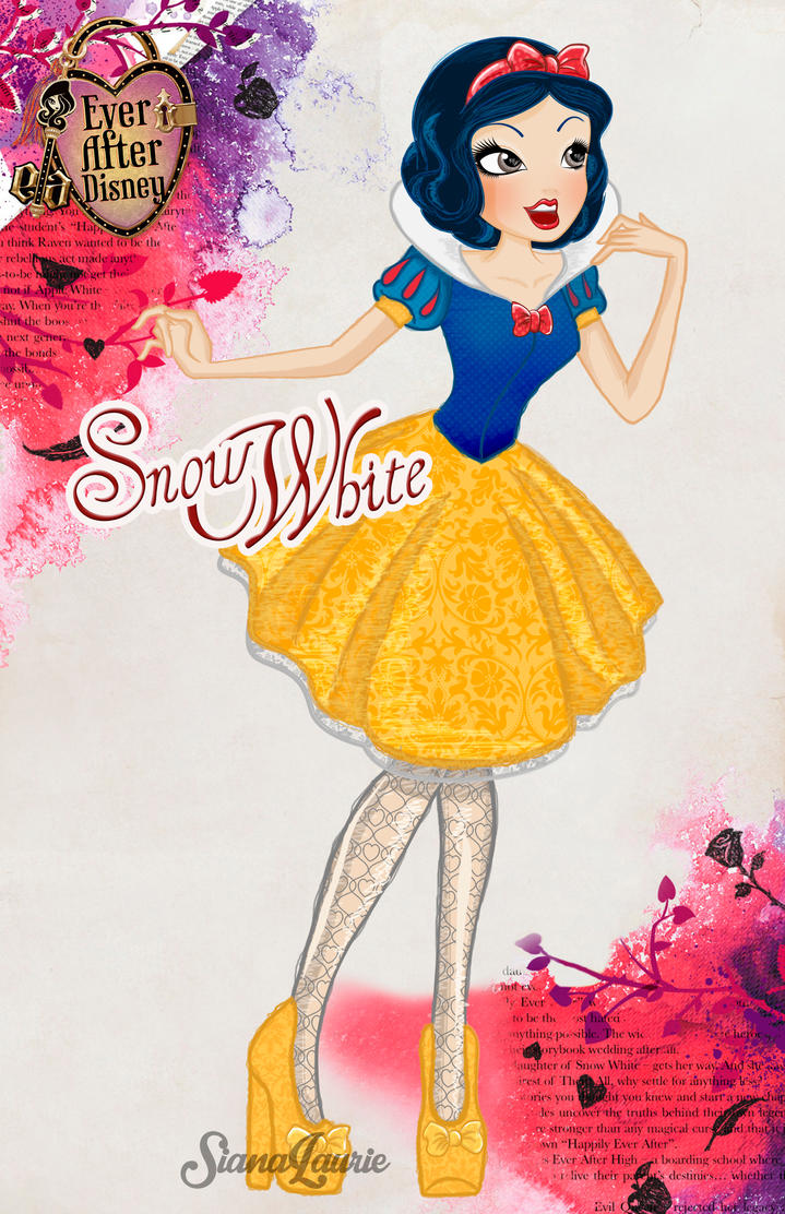 Snow White EAD by SianaLaurie