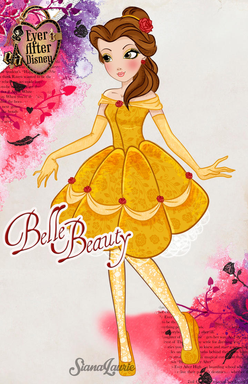 Belle Beauty EAD by SianaLaurie