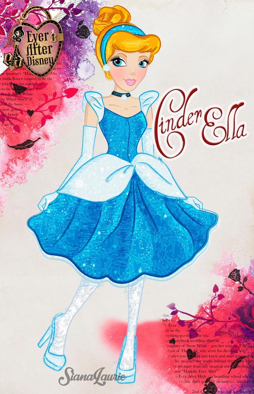Cinder Ella EAD by SianaLaurie