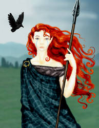 The Morrigan by Sharsarannon