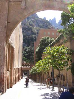 Monserrat Arch