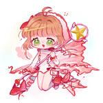 C: Sakura Cardcaptor