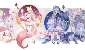 [Event Adopt]: Sweet Dream day 4(closed)