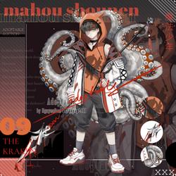 [Event Adopt]: Mahou Shounen 5 1( open) by noodle39