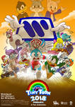 The Return of Tiny Toon   Newer Poster