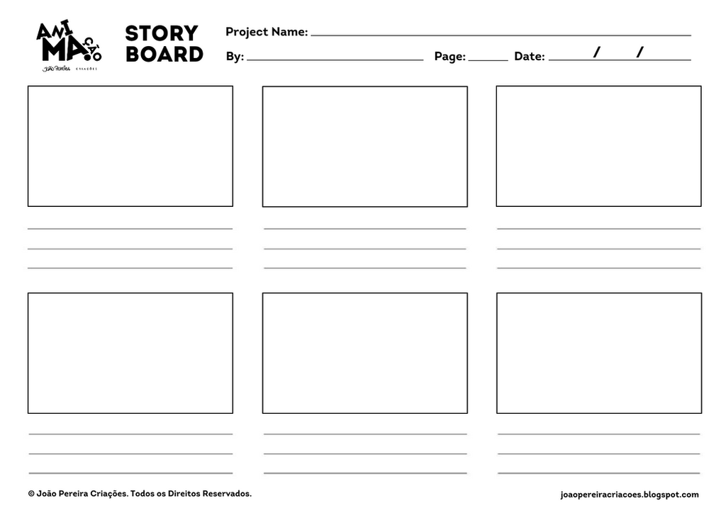 animation storyboard