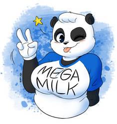 Mega Milk by joaoppereiraus