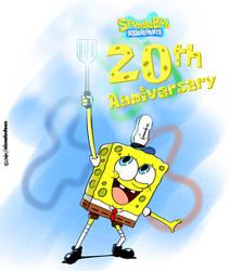 SpongeBob 20th Anniversary