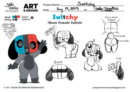 Switchy - Model Design