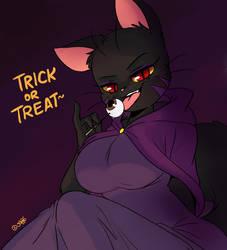 Mischievous Witch
