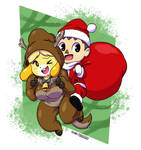 Reindeer Isabelle