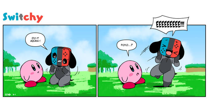 Switchy Meets Kirby