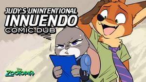 Judy's Unintentional Innuendo - Comic Dub