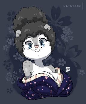 Denise's Kimono