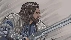 Thorin the Heir by GretaMacedonio