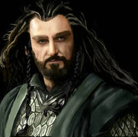 Thorin by GretaMacedonio