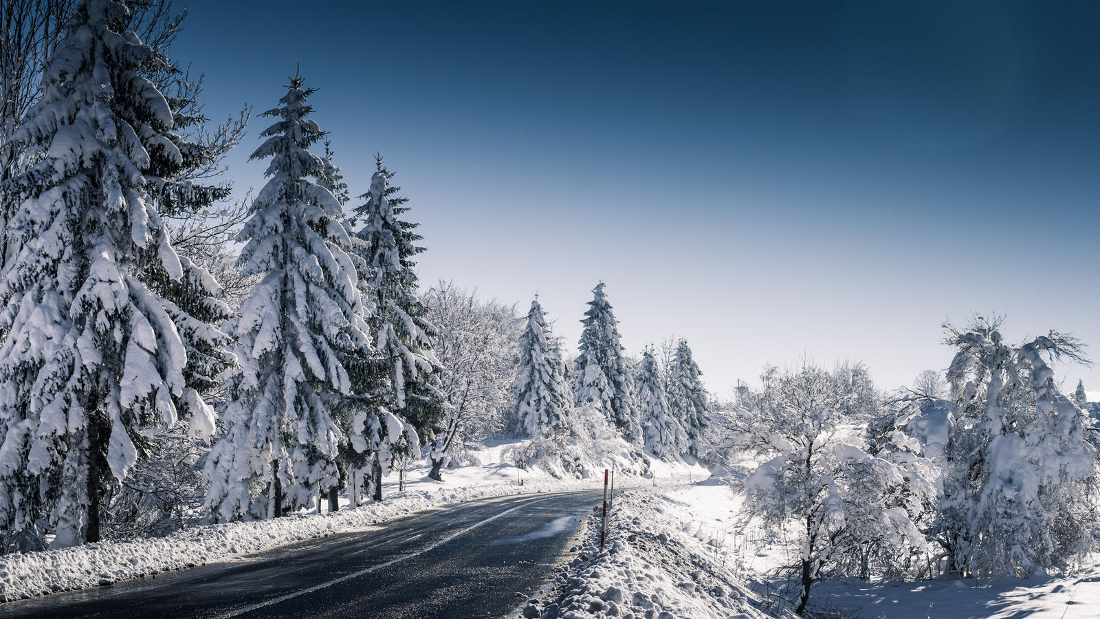 winter HD by damirarapovic