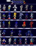 Sonic Robots