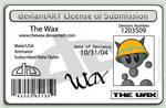 DeviantArt License
