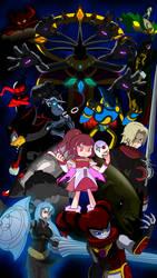 Sega Antagonists