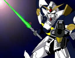 Wing Gundam by TheWax