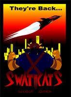 Swat Kats Movie poster by TheWax